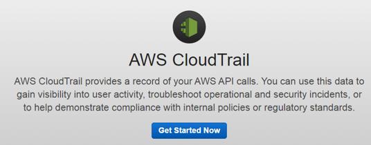 logging s3 api calls with cloudtrail